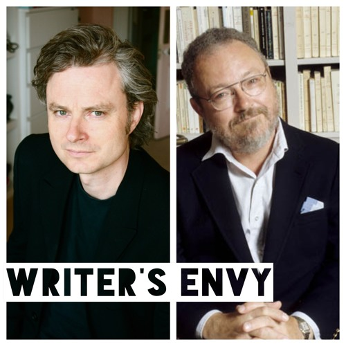 BookD Podcast: Writer's Envy with author Simon Toyne - August 11th 2014