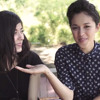 First Aid Kit - Emmylou (Cover By Kina Grannis & Daniela Andrade) + Interview