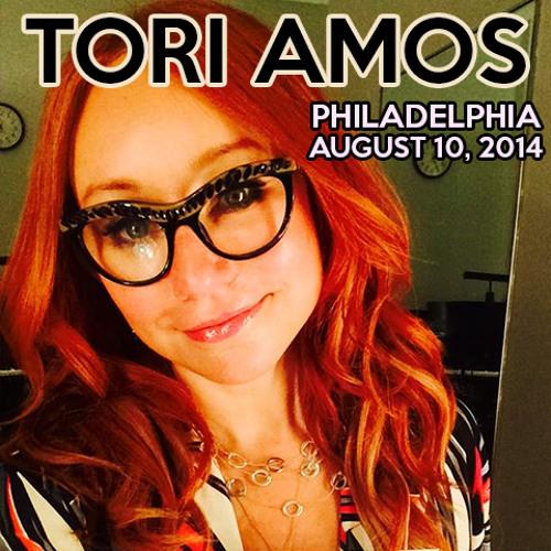 Tori Amos - Philadelphia (playlist) August 10 2014