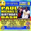 PAUL MICHAEL ☆ DJ NOTORIOUS INC ☆ KEVIN CROWN ☆ LIVE IN RI 8/9/14