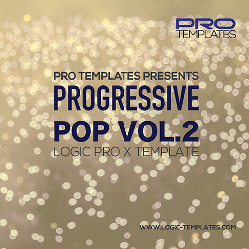 Progressive Pop 2 Pro Template Logic X
