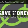 How To Save Money With Leafit