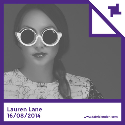 Lauren Lane - fabric x Air London Promo Mix (Recorded Live at Paradise - DC10, Ibiza)