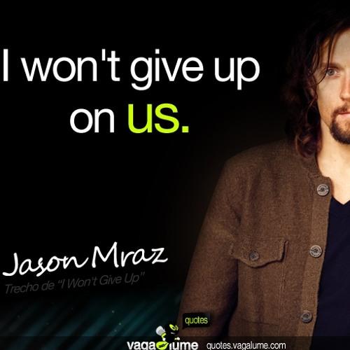 I Won't Give Up (Jason Mraz) - Cover by IMPRESSIO on ...