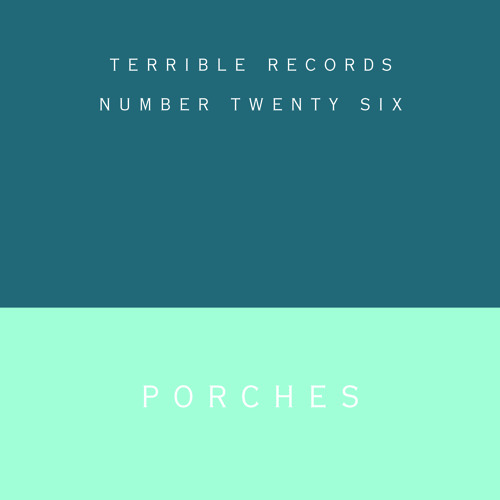 Porches - Forgive featuring Greta Kline
