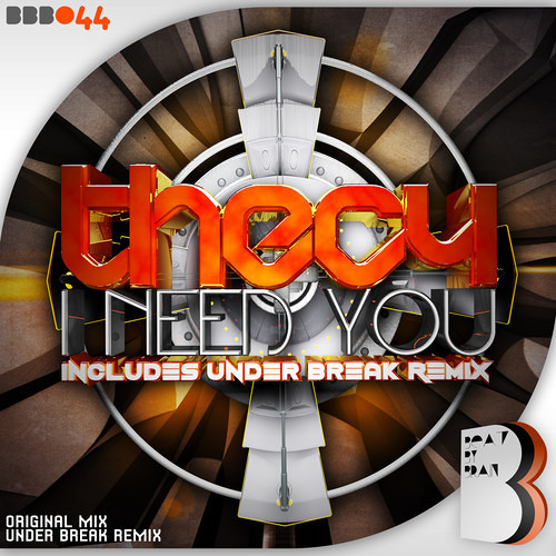 thec4 - i need you