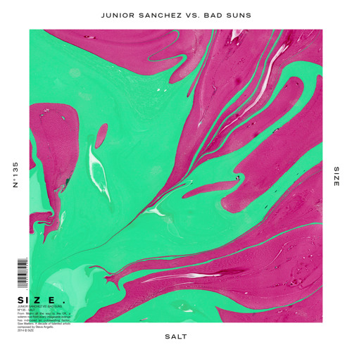 Junior Sanchez Vs. Bad Suns - Salt (Radio Edit)