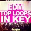 EDM Top Loops In Key