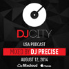 DJ City Podcast (August 2014)