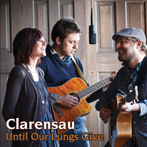"Clarensau ""Until Our Lungs Give"" EP on Mishara Music"