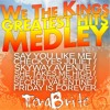 We The Kings Greatest Hits Medley - TeraBrite