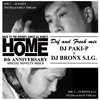 DJ BRONX S.I.G / HOME 8th ANNIVERSARY NOVELTY MIXCD(2014.08.16)