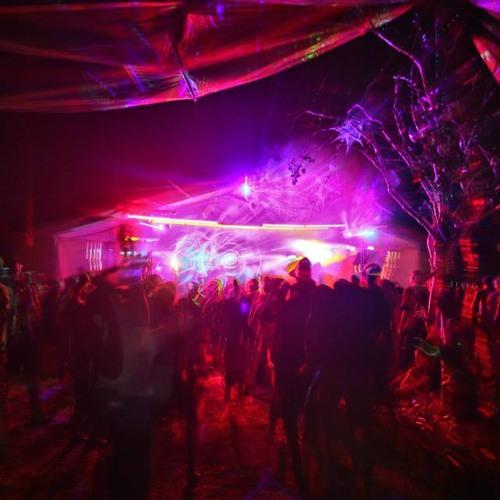 @ Simsalaboom Festival Technobühne 2.8.2014 Peaktime Rave