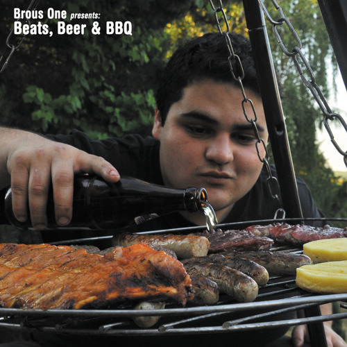 Brous One Feat. Sylabil Spill - Übertitel [Beats, Beer & BBQ] (Pre-Order)