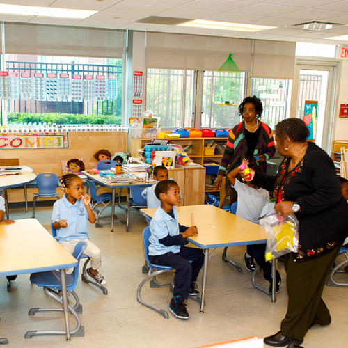 History Made: U.S. Schools More Diverse Than Ever