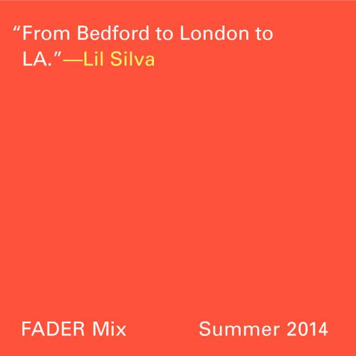 FADER Mix: Lil Silva