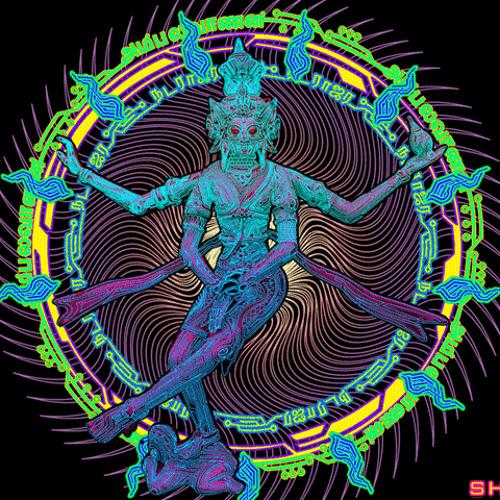 Shiva's Blessing (200 Bpm ) By Crazy-psy