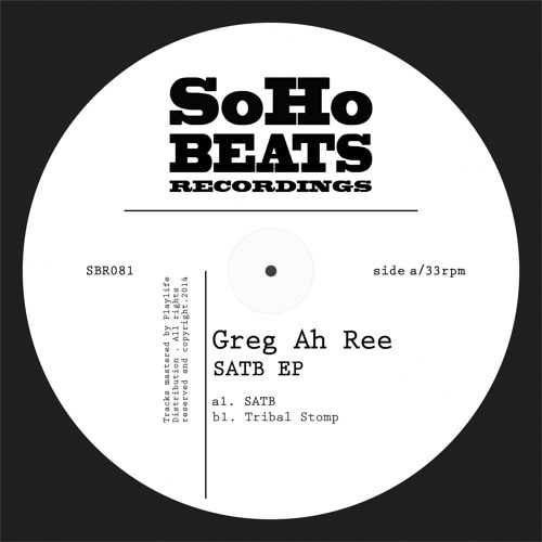 SBR081 : Greg Ah Ree - Satb (Original Mix)