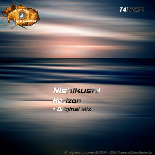 T4LR271 : Nishikushi - Horizon (Original Mix)