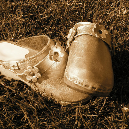 Baby needs a new pair of shoes - Tim Risher & Tom DePlonty
