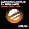 DARIO NUNEZ & DAVID MK FEAT ESTELA MARTIN -COMING HOME 2014 Portada del disco
