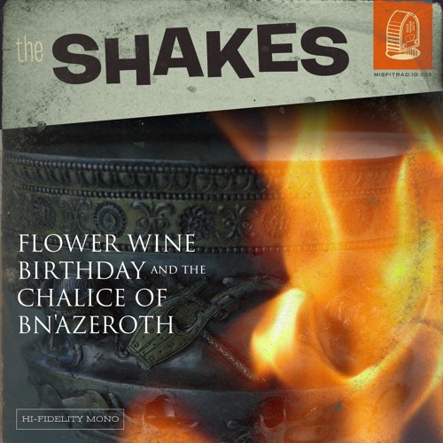 Flower Wine Birthday and the Chalice of Bn'Azeroth Cover Art