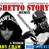 Baby Cham - Ghetto Story RMX On Bobby Shmurda - Hot Nigga Inst
