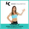 Kondi Music: Gimme 5 Indie Workout Mix by DJ Dana D