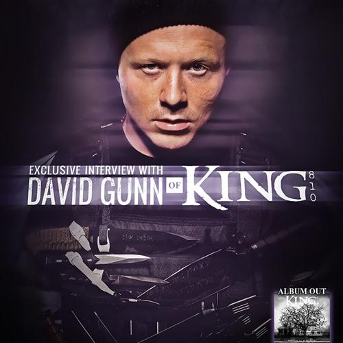 King 810 - David Gunn - August 2014