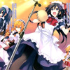 Date A Live II - Q&A (TV Size )- (Attention Question Tohka's Performance) OST デート・ア・ライブ 2