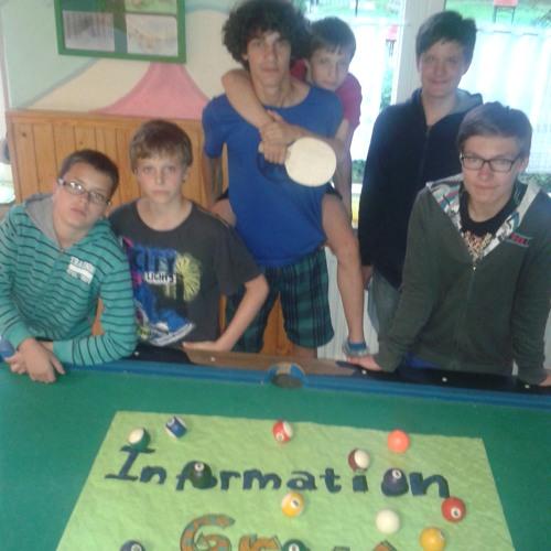 INFORMATION GROW - ein Song von Chris, Niclas, Louis, Paul, Lucas & Philipp