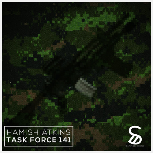 Hamish Atkins - Task Force 141 (Preview) [Available August 15]