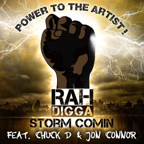 Rah Digga x Chuck D x Jon Connor - Storm Comin REMIX (Produced By Marco Polo)
