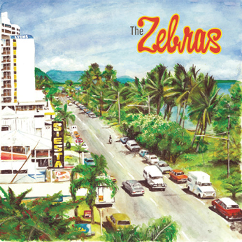 The Zebras — Desert Island