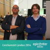CoinSummit London – Interviews with Olivier Janssens & Andrew Turner – Michael Jackson