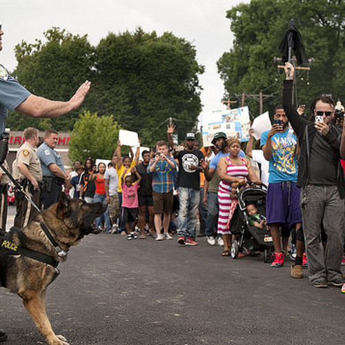 Peace Prize Thurs: Heated Conversation Over Clashes Between Police and Protesters in Ferguson