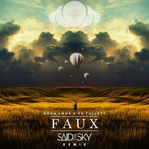 Novo Amor & Ed Tullett - Faux (Said the Sky Remix)