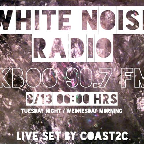 White Noise Radio - KB00 90.7 Live set 8/13/14