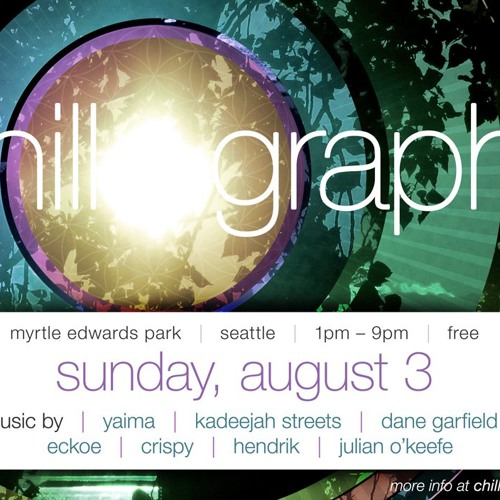 DJ set at Chillography 701 (August 3, 2014)