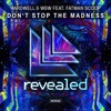 Hardwell & W&W - Dont Stop The Madness Ft. Fatman Scoop (Original Mix)