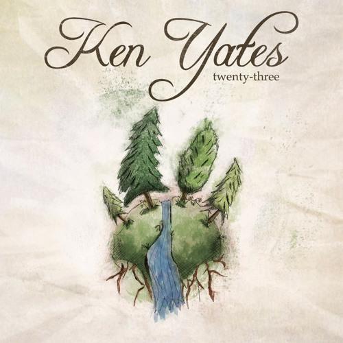 "Ken Yates ""twenty-three"" album on Mishara Music"