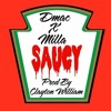 Dmac - Saucy Ft Milla Prod. Clayton William [Muziczoo.com] mp3