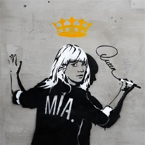 MIA. - Queen (George Whyman Remix)