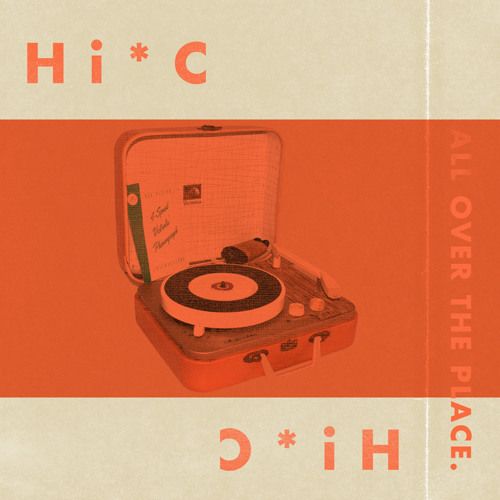 Hi-C - All Over The Place (2001)