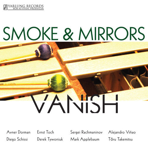 Smoke & Mirrors Vanish preview