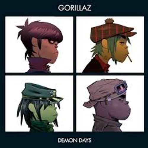 "The Gorillaz  ""Clint Eastwood""   Rundown Remix"