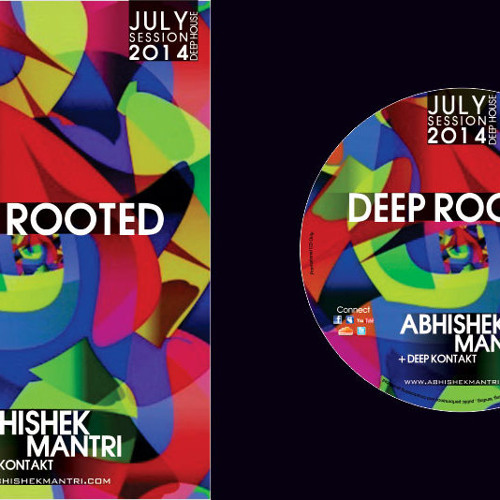 Deep Rooted July 2014 Deep House Grooves Ft Abhishek Mantri & Deep Kontakt Timestamped