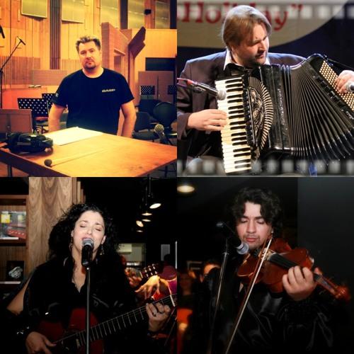 "OST "" Karmelita"" ""In Field"" Dankov Dmitry feat Radda Erdenko Nik Cikhelaswili Boyan Iovanowich"