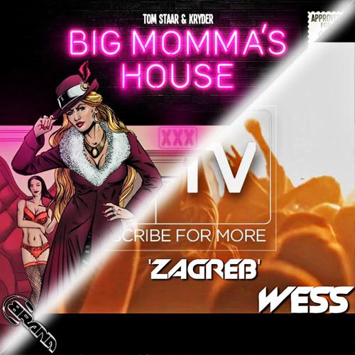 Kryder & Tom Staar vs Wess - Big Zagreb House (DJ Brana K mashup 2014)