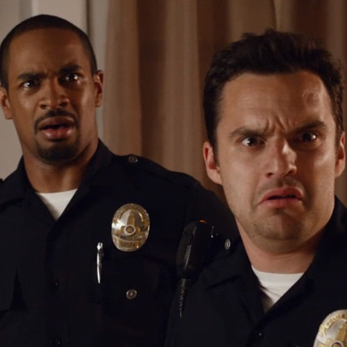 LET'S BE COPS - Double Toasted Audio Review